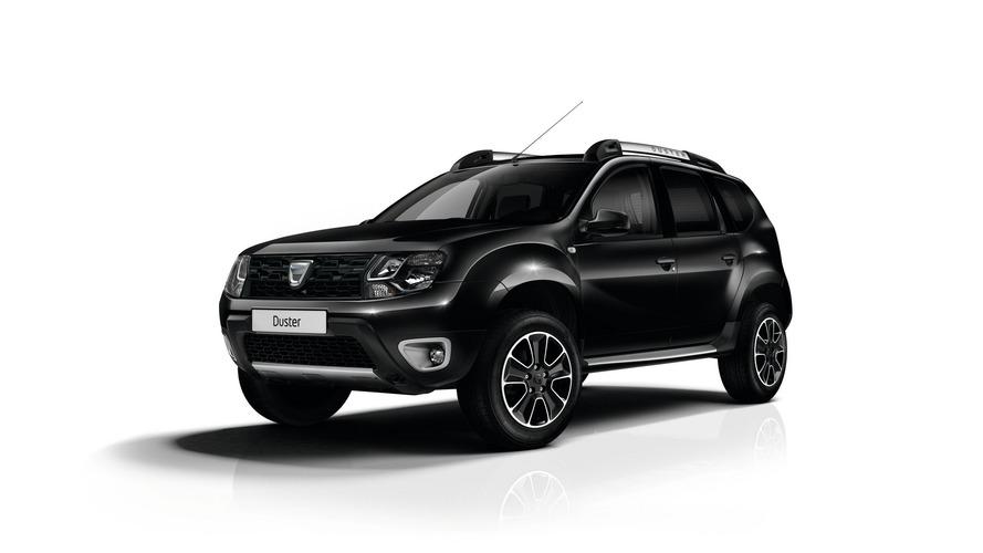 Artık Dacia'nın en iyisi Duster Black Touch