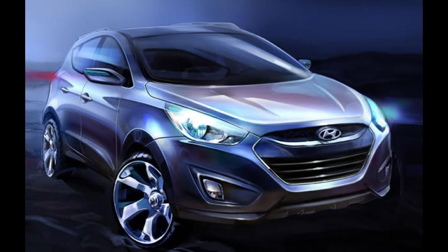 Hyundai divulga novas imagens oficiais do novo