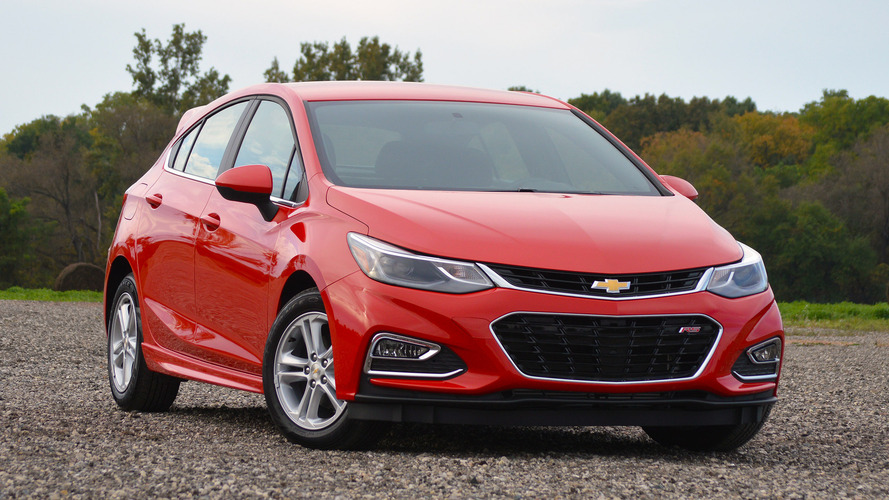 2019 Chevy Cruze Could Lose Its Manual Transmission