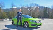Honda Civic Coupe design lead Guy Melville-Brown