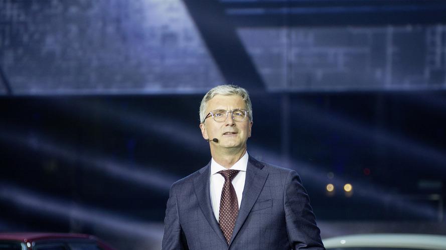 VW soruşturmasında şimdilik Audi CEO'su suçsuz durumda