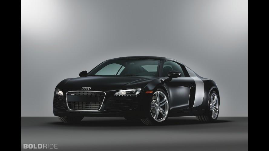 Audi r8 v10 spyder manual for sale 15
