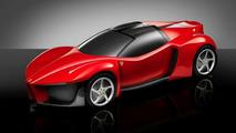 Ferrari 368 Street Racer