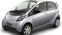 New Kei Minicar addition, Mitsubishi i