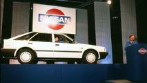 1986 Nissan Bluebird