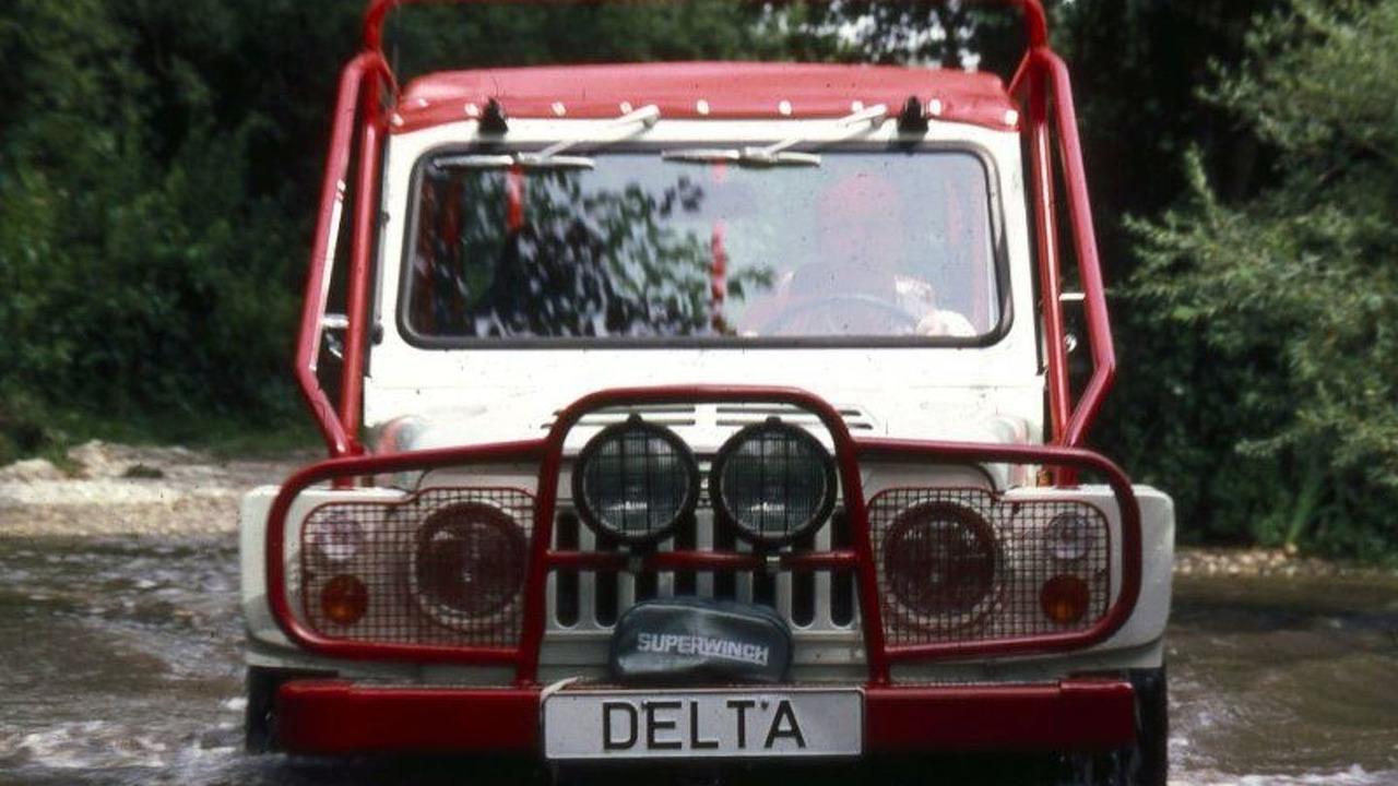 Delta Suzuki LJ80